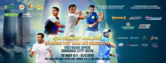 55.000 USD tiền thưởng cho các nhà vô địch Giải quần vợt Đà Nẵng Việt Nam mở rộng 2019