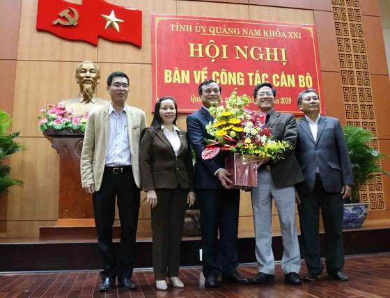Ông Phan Việt Cường được bầu giữ chức Bí thư Tỉnh ủy Quảng Nam ảnh 1
