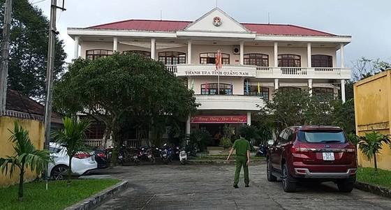 Phó Chánh thanh tra tỉnh Quảng Nam đột tử  ảnh 1