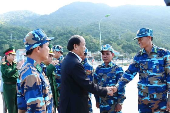 Lãnh đạo tỉnh Quảng Nam thăm chúc tết xã đảo Cù Lao Chàm ảnh 5
