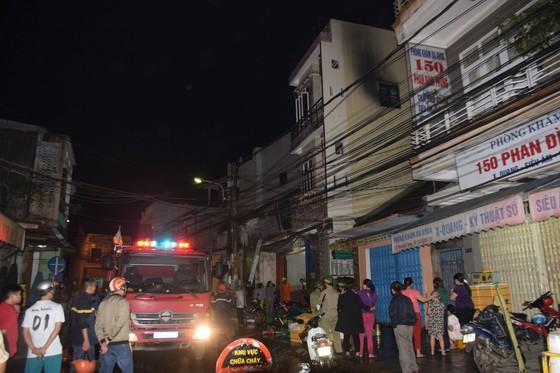 Quảng Nam, cháy cửa hiệu buôn bán công cụ đánh cá ảnh 1