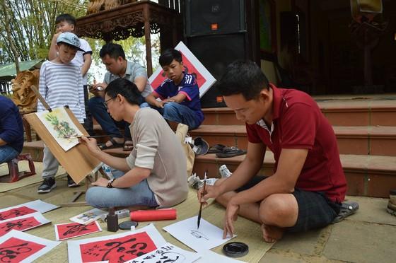 Sôi động giỗ Tổ nghề mộc Kim Bồng ảnh 10