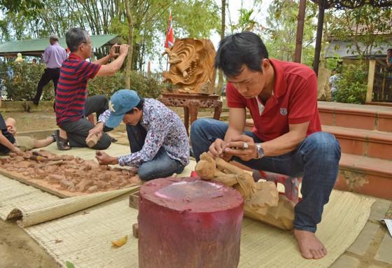 Sôi động giỗ Tổ nghề mộc Kim Bồng ảnh 4
