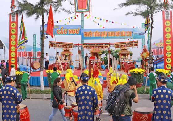 Đà Nẵng trao bằng chứng nhận Di sản Văn hóa phi vật thể quốc gia cho Lễ hội Cầu ngư  ảnh 2