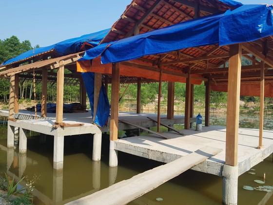Lùi thời gian tháo dỡ khu nghỉ dưỡng xây không phép trên rừng phòng hộ ở Quảng Nam ảnh 4