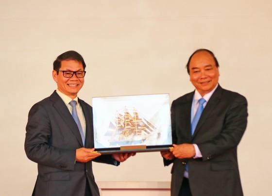 Thủ tướng Nguyễn Xuân Phúc tham dự lễ khởi công nhiều dự án ở Quảng Nam  ảnh 2