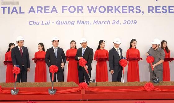 Thủ tướng Nguyễn Xuân Phúc tham dự lễ khởi công nhiều dự án ở Quảng Nam  ảnh 4
