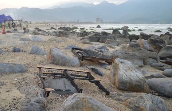 Sẽ tháo dỡ các lều quán dựng trái phép tại gềnh đá Nam Ô ảnh 5