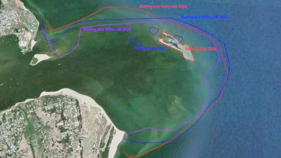Tìm giải pháp chống sạt lở biển Cửa Đại  ảnh 2