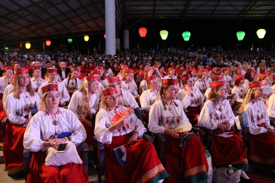 21 đoàn tham dự Hội thi Hợp xướng quốc tế Việt Nam lần 6 ảnh 2
