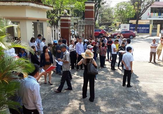 Thanh tra tỉnh Quảng Nam đề nghị kiểm điểm trách nhiệm cán bộ, công chức để xảy ra vi phạm đất đai ảnh 2