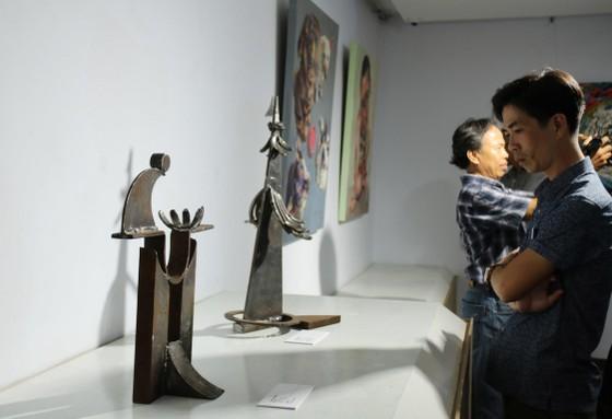 19 họa sĩ quốc tế tham dự chương trình Giao lưu, sáng tác, triển lãm mỹ thuật Quốc tế lần thứ 1 ảnh 4