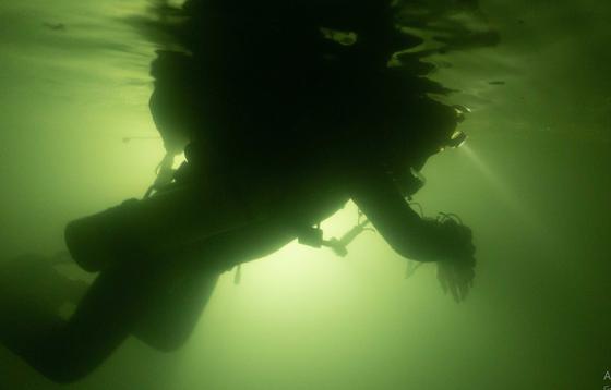 Nghẹt thở quang cảnh lặn sông ngầm bên dưới Sơn Đoòng ảnh 16