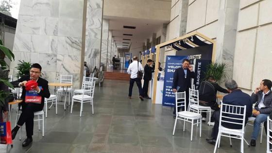 Điều gì đang diễn ra ở Trung tâm Báo chí quốc tế? ảnh 19