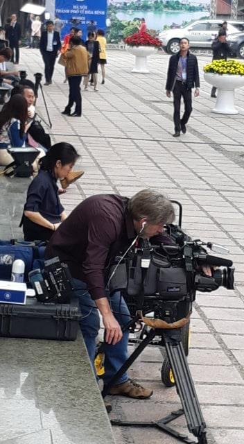 Điều gì đang diễn ra ở Trung tâm Báo chí quốc tế? ảnh 13