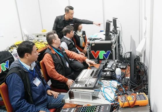 Điều gì đang diễn ra ở Trung tâm Báo chí quốc tế? ảnh 12