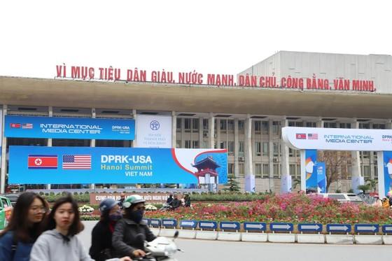 Điều gì đang diễn ra ở Trung tâm Báo chí quốc tế? ảnh 1