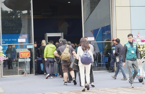 Điều gì đang diễn ra ở Trung tâm Báo chí quốc tế? ảnh 3