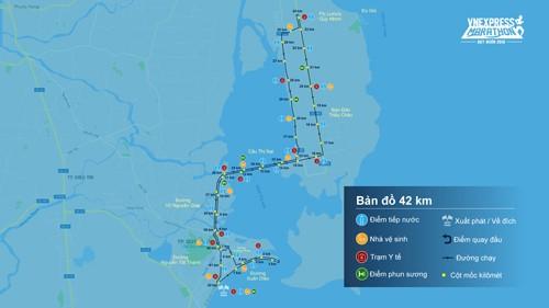 Bamboo Airways ưu đãi bay cho vận động viên tham gia VnExpress Marathon ảnh 1
