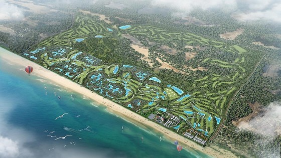 Quyết liệt tháo gỡ khó khăn cho dự án FLC Quảng Bình  ảnh 3