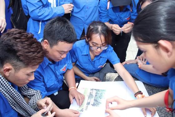 """Thanh niên TPHCM với """"Hành trình theo chân Bác"""" ảnh 5"""