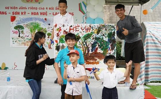 Ngày hội vui chơi hè dành cho trẻ em các mái ấm ảnh 6