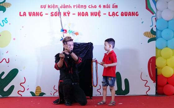 Ngày hội vui chơi hè dành cho trẻ em các mái ấm ảnh 4