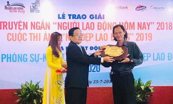 Trịnh Thị Phương Trà đoạt giải nhất cuộc thi truyện ngắn Người lao động hôm nay ảnh 2
