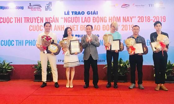 Trịnh Thị Phương Trà đoạt giải nhất cuộc thi truyện ngắn Người lao động hôm nay ảnh 1