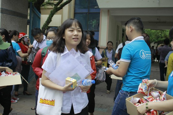 Đà Nẵng: Không có thí sinh, cán bộ nào vi phạm quy chế thi  ảnh 10
