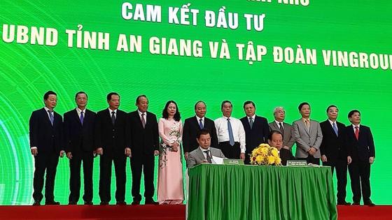 Thủ tướng chỉ ra các 'từ khóa' phát triển cho An Giang ảnh 2