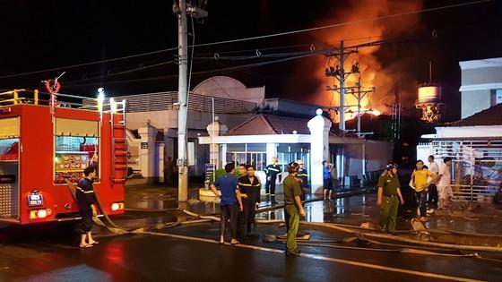 Cần Thơ: Cháy lớn ở Khu công nghiệp Trà Nóc 1 ảnh 7