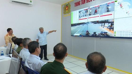 14 tỷ đồng lắp đặt camera giám sát giao thông TP Long Xuyên ảnh 1