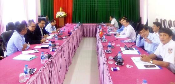 Bộ Du lịch Campuchia khảo sát tuyến du lịch đường biển ở Phú Quốc ảnh 1