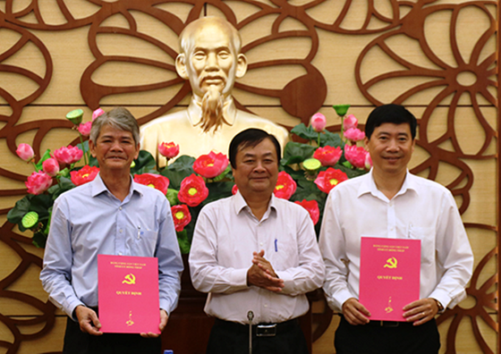 Điều động ông Phạm Thiện Nghĩa giữ chức Phó Chủ tịch UBND tỉnh Đồng Tháp  ảnh 1