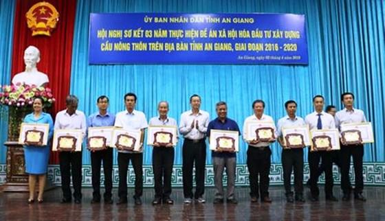 Huy động 339 tỷ đồng xây dựng cầu nông thôn ở An Giang ảnh 2