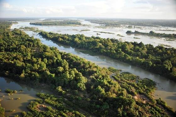 Chỉ còn 1/3 các dòng sông dài nhất trên thế giới được chảy tự do ảnh 1