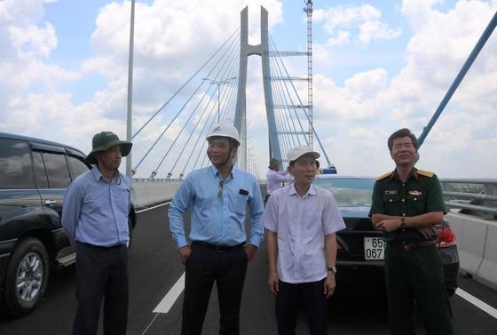 Khánh thành cầu Vàm Cống vào ngày 19-5 ảnh 2