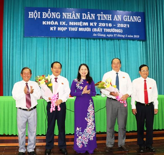 Ông Nguyễn Thanh Bình được bầu giữ chức Chủ tịch UBND tỉnh An Giang ảnh 1