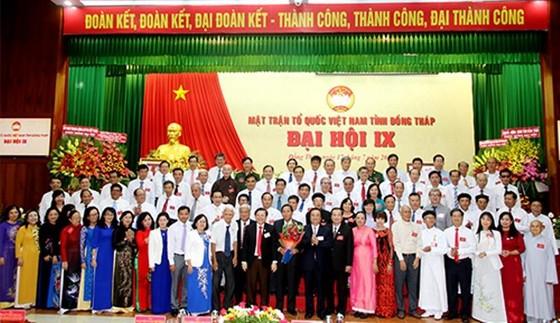 Ông Lê Thành Công giữ chức Chủ tịch Ủy ban MTTQ tỉnh Đồng Tháp ảnh 1