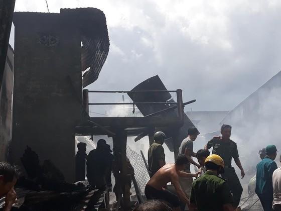 5 căn nhà ở An Giang bị lửa thiêu rụi ảnh 1