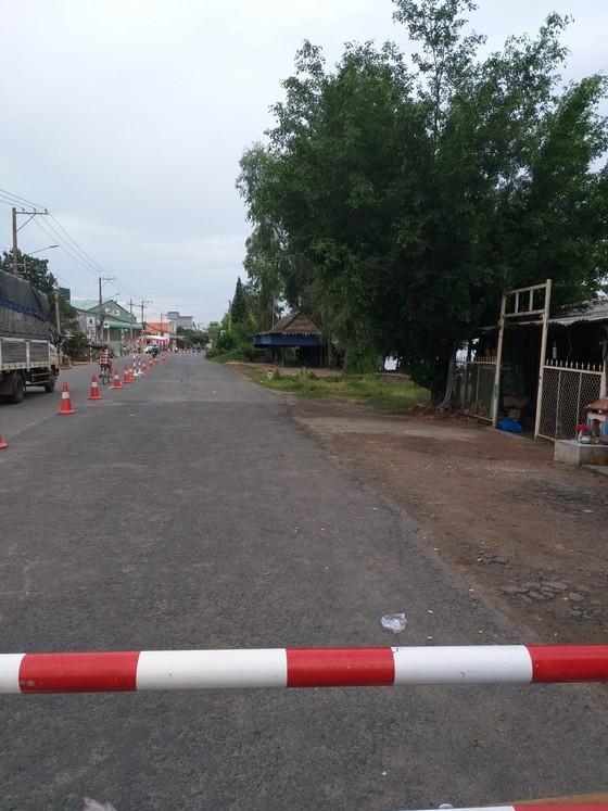 Nguy cơ sạt lở Quốc lộ 91 ở An Giang ảnh 2