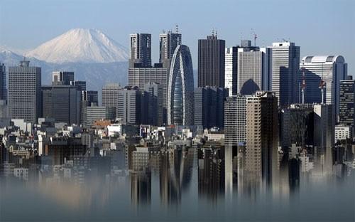 Kinh tế Nhật Bản lại gây thất vọng ảnh 1