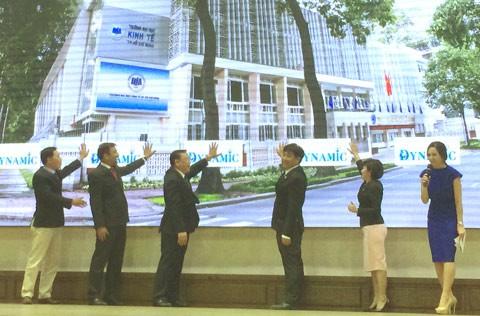 Phát động cuộc thi SV Nhà doanh nghiệp tương lai ảnh 1