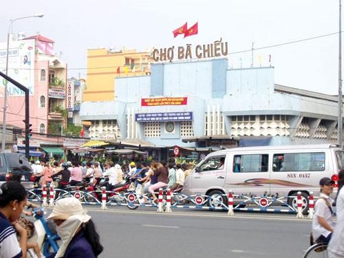 Chợ Bà Chiểu xưa và nay ảnh 1