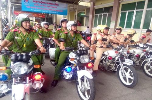 Chấn chỉnh việc tuần tra, kiểm soát của cảnh sát giao thông ảnh 1