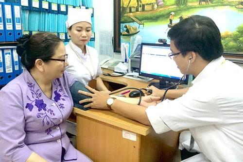 Bệnh viện tích cực, bệnh nhân hài lòng ảnh 1