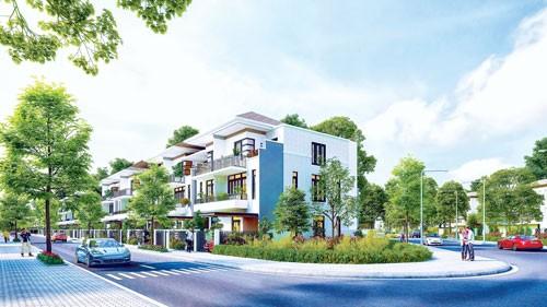 Sức hút dự án biệt thự phố vườn LAVILA ảnh 2