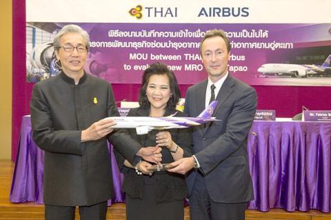 Sắp có trung tâm bảo trì của Airbus tại châu Á ảnh 1