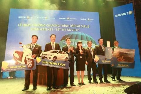 Mega Sale đem về 100 triệu USD doanh thu cho BVH ảnh 1